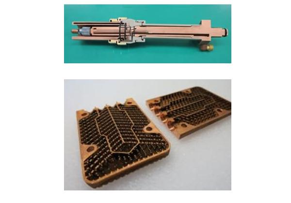 ダイヘンら,銅合金の3D積層技術を開発