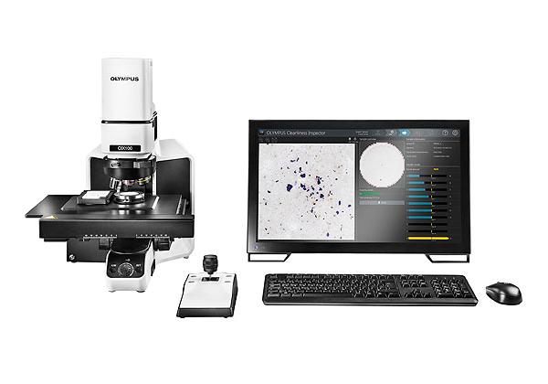 オリンパス,コンタミネーション解析システムを発売