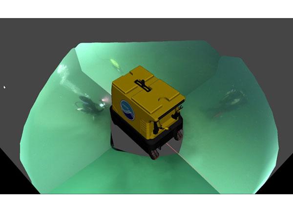 JAMSTECら,アラウンドビュー採用の海洋資源採取システムを開発