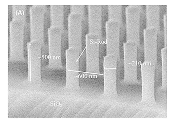 京大ら,フォトニックナノ構造で太陽電池を高効率化