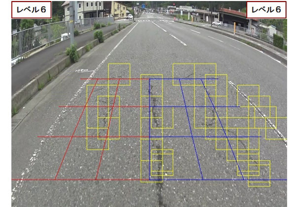 NECら,AIによる道路診断システムを開発