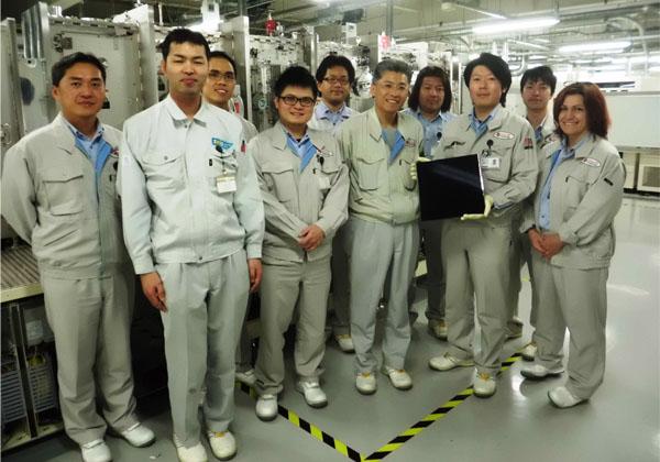 NEDOプロ,30cm角CIS太陽電池で変換効率19.2%達成