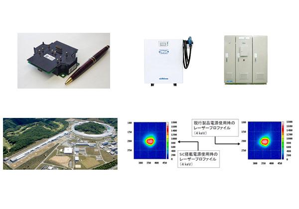 ニチコンら,SiC高周波駆動のノイズ影響をXFELで実証
