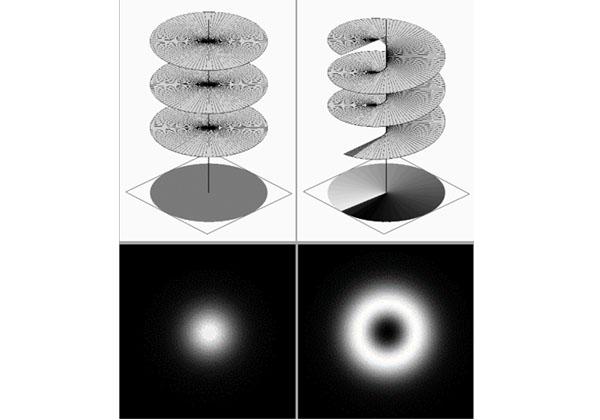 分子研,光渦が自然界にも存在するこを示唆
