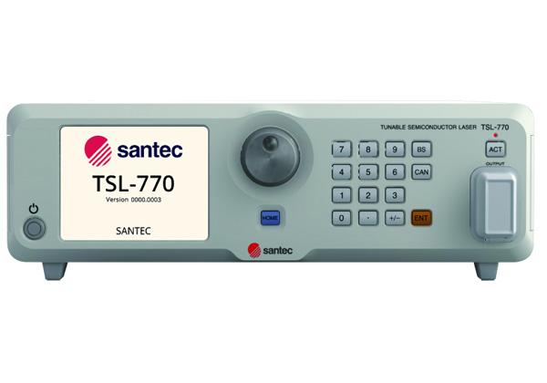 santec,第7世代高速波長可変レーザーを開発