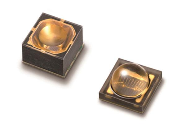 シチズン電子,生体認証向け赤外LED2機種を発表