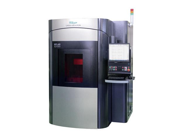 澁谷工業,小型レーザーアブレーション加工機を開発