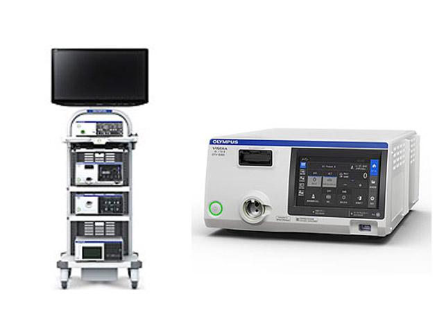 オリンパス,IR内視鏡システムを発売