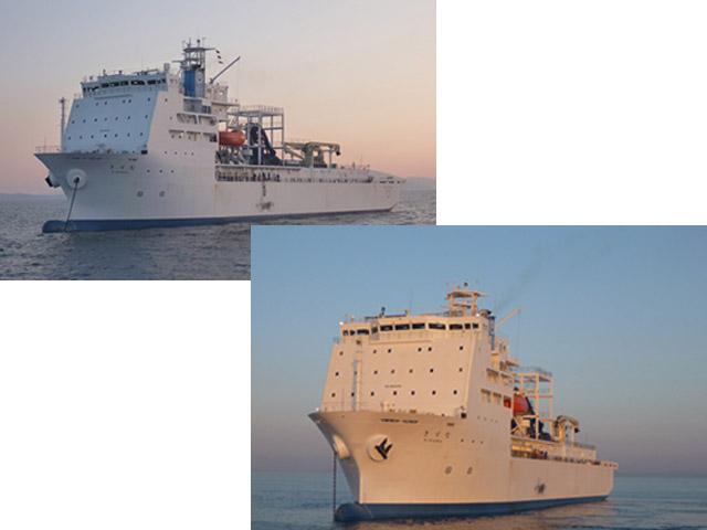 NTT Comグループ,海底ケーブル敷設船を新造