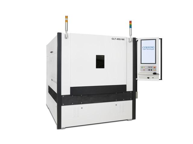 コーニング子会社,レーザーガラス切断装置を発売
