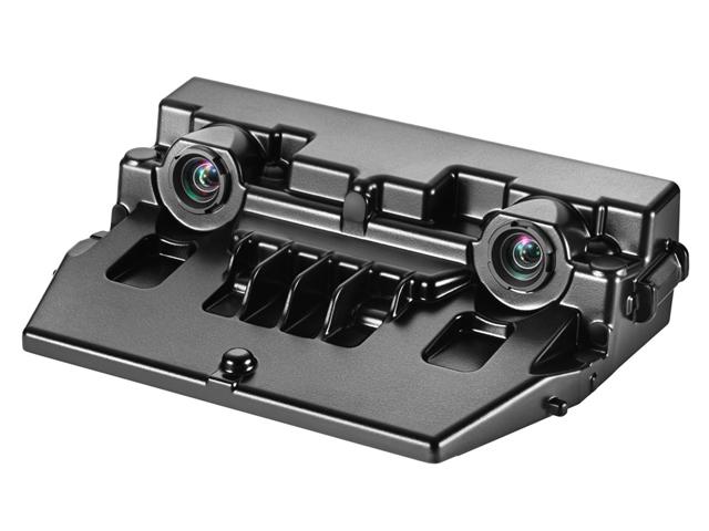 リコーら,世界最小の車載ステレオカメラを開発