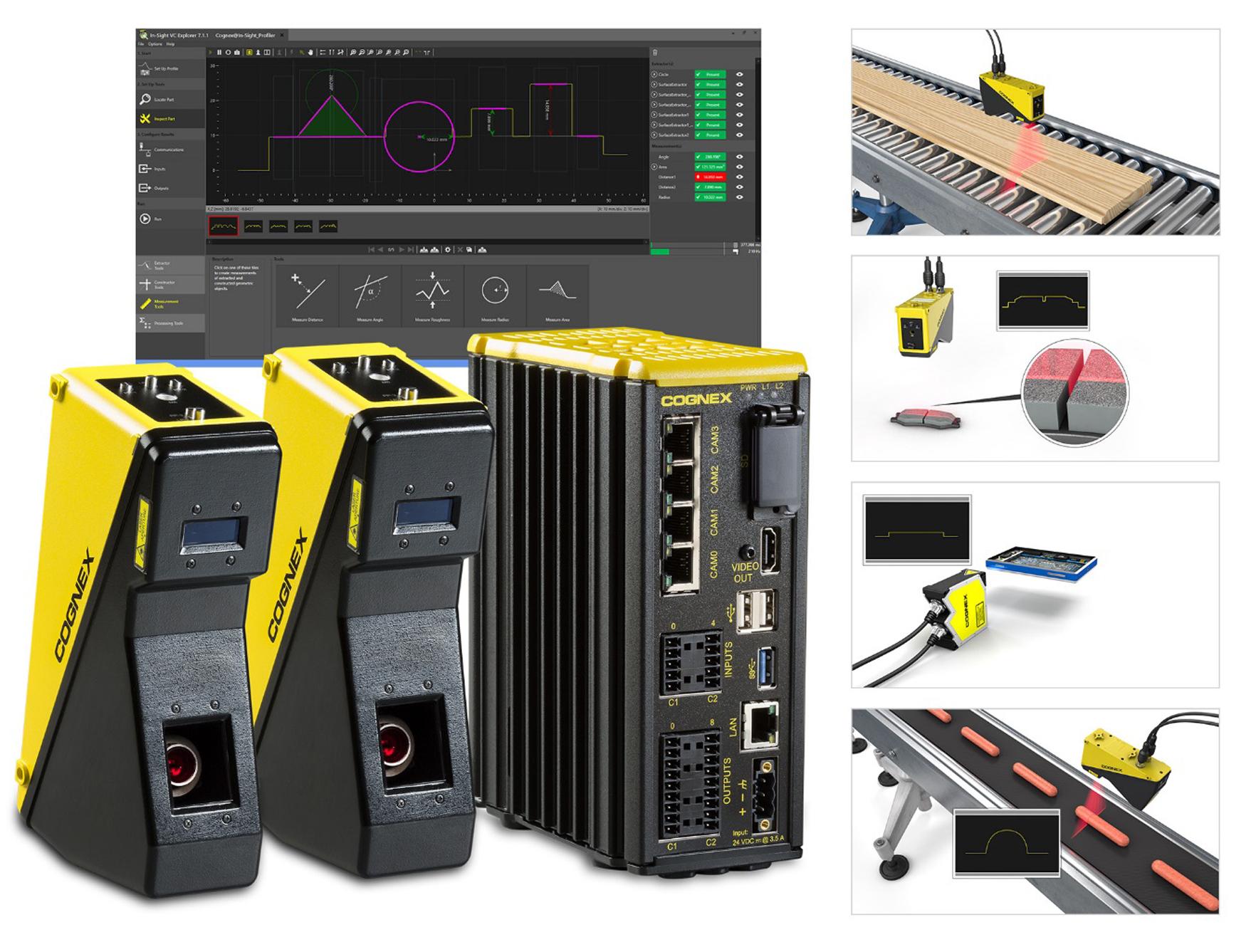 コグネックス,部品寸法検査システムを発売