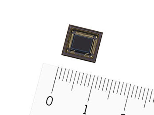 ソニー,1000fpsのビジョンセンサーを発売