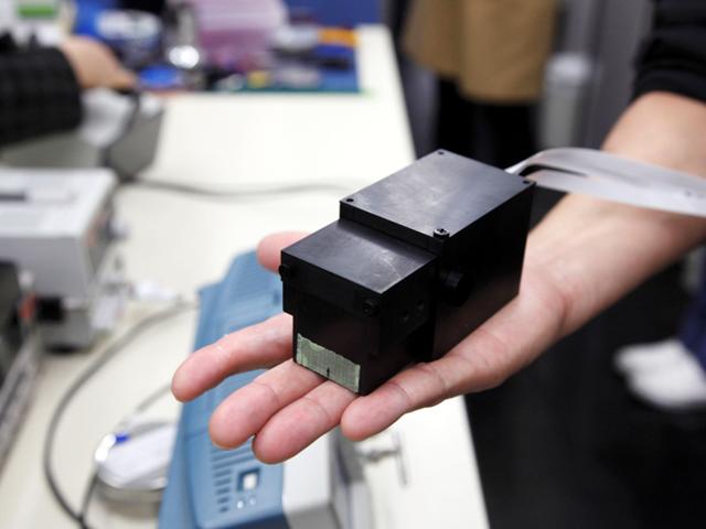 早大ら,世界最軽量ガンマ線可視化カメラを開発