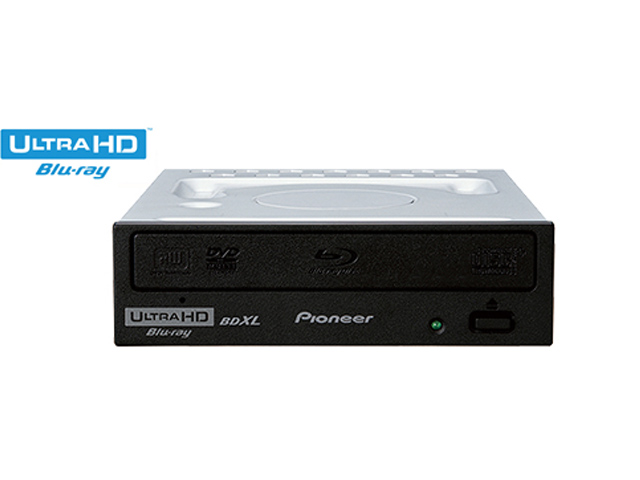 パイオニア,4K対応BD/DVD/CDライター発売