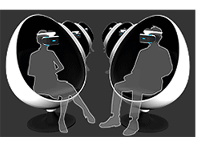 コニカミノルタ,VRプラネタリウムを開発