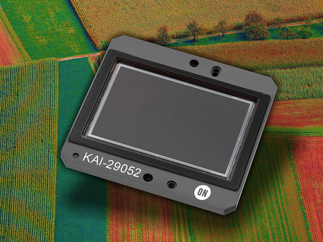 オンセミ,高解像度産業用センサーを発売