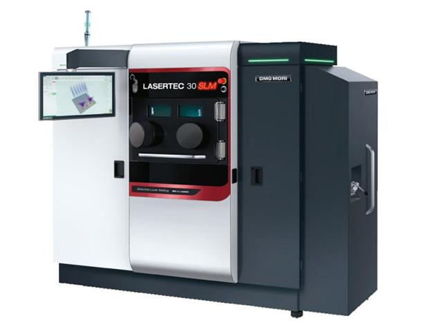 森精機,SLM方式のレーザ金属積層造形機を発売
