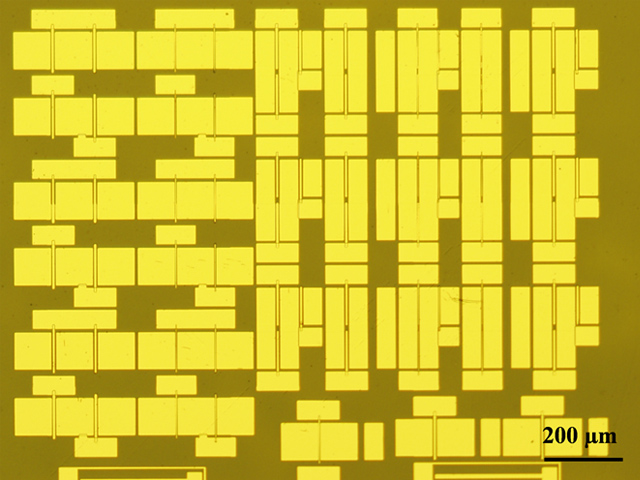 NIMS,ダイヤモンド論理回路チップを開発