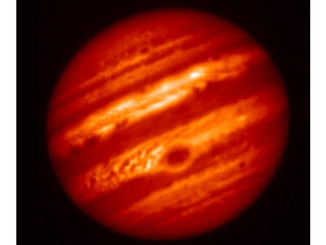 東北大ら,中間赤外域分光で木星観測をアシスト