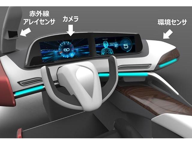 パナ,赤外線センサーとカメラによる眠気制御技術を開発