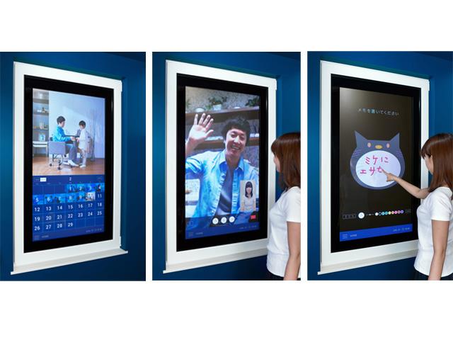 YKK AP,有機ELを組んだ「未来窓」を開発