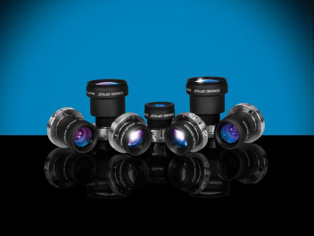 エドモンド,高安定/耐久の固定焦点レンズを発売
