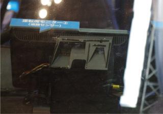 カメラと組み合わせたオムロンのLiDAR
