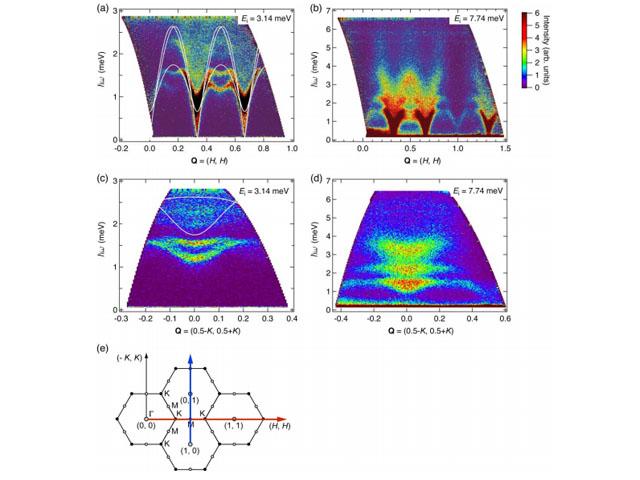 東工大ら,新奇な磁気励起の全体像を中性子散乱で観測
