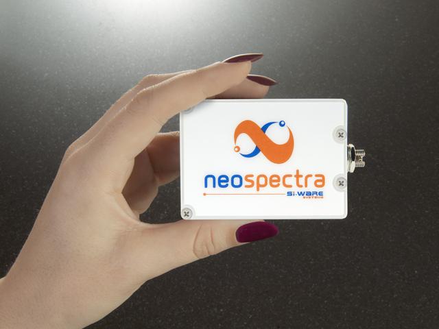超小型FTIRモジュール「Neo Spectra」