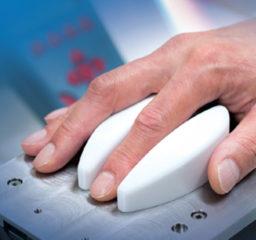 開発した非侵襲血糖値センサー