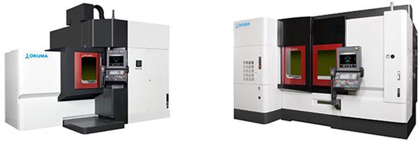 オークマが開発したレーザーAM複合加工装置