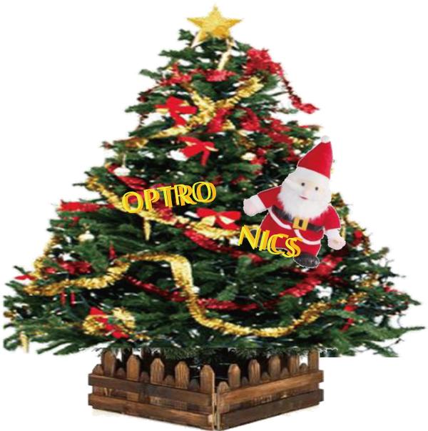 図1 クリスマスツリー