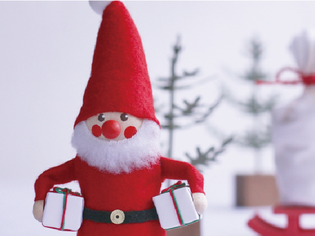 クリスマスビジネス