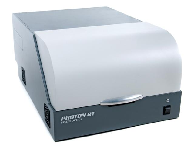 世界初!光学素子評価用,全自動分光光度計