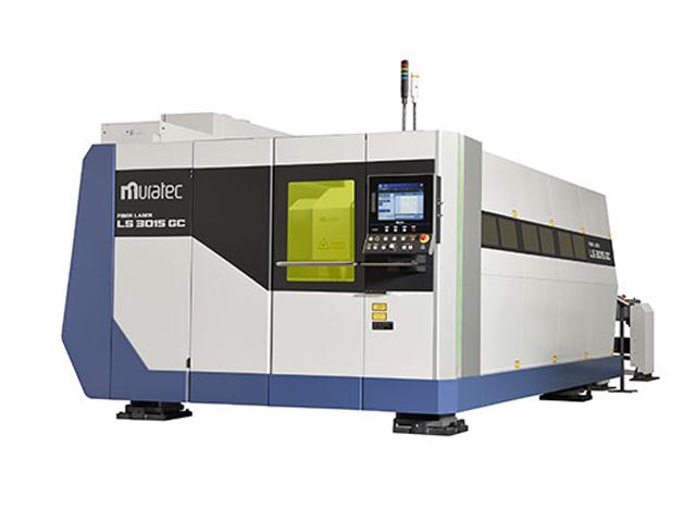 村田機械,薄板~中厚板対応ファイバーレーザー加工機を発売