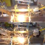三菱電機,火花が出ないファイバーレーザー光学系を開発の画像