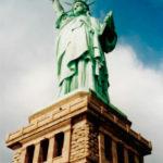 自由の女神の画像