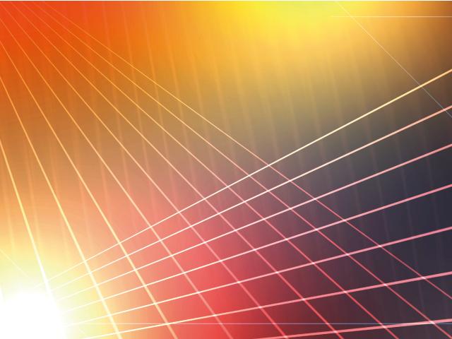 レーザーポインター光線
