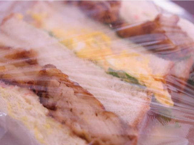 食品用ラップフィルム