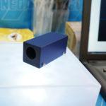 【光フェア】ネオアーク,面内速度センサを参考出展の画像