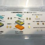 【光フェア】京セラ,レーザーのセラミックパッケージを提案の画像