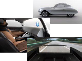 京セラ,光学迷彩搭載のコンセプトカーを発表